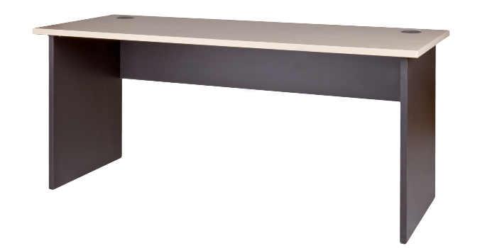 10005-0102 Desk 1500w x 700d x 725h Washed Maple Carbon