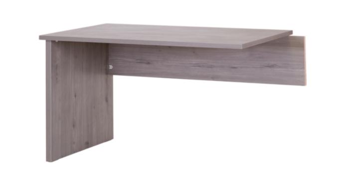10006-10 Desk Return 900w x 600d x 725h Coronet Beech