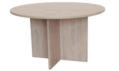 10031-11 Meeting Table 1200d x 725h Coastal Elm