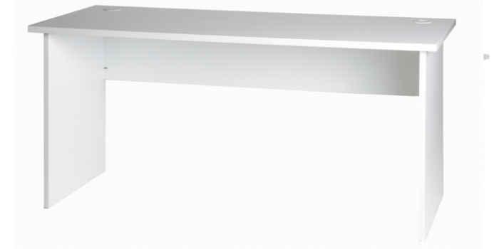 10039-03 Desk 1500w x 600d x 725h White
